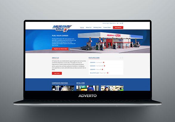 Murphy USA Career Site by Adverto